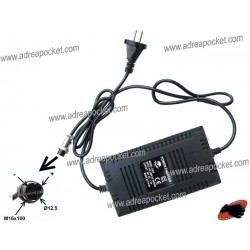 Chargeur 36 Volts 1,5 A Trottinette / Quad Electrique Chinois
